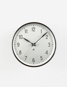 PHILLIPS : UK050214, Arne Jacobsen, Wall clock