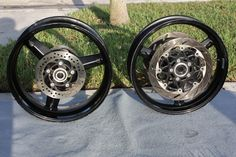 2005 GSXR 600 Rims - http://get.sm/3OHsd2S #wera Used