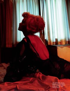 Jasmine Poses For Yin Chao As She Graces Numero China October 2013 - 3 Sensual Fashion Editorials | Art Exhibits - Anne of Carversville Wome...