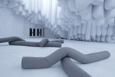 Bend, 2012, by Snarkitecture
