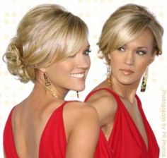 Formal Hairstyles For Medium Hair | Updo Prom Hairstyles – What to Do and What Not to Do Hairstyles ...