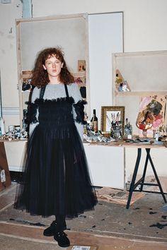 Molly Goddard A/W15