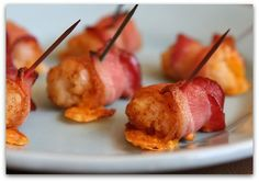 bacon... and tater tots! Um...this HAS to be a record for including the most redneck recipe components.