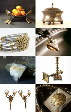 Good as Gold by Pat on Etsy--Pinned with TreasuryPin.com