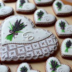 Adina – medovníky – Dekoratívne a umelecké ručne zdobené medovníky Sugar, Cookies, Desserts, Food, Crack Crackers, Tailgate Desserts, Deserts, Biscuits, Essen