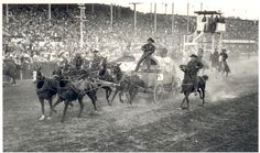 The Calgary Stampede celebrates its centennial year this July.