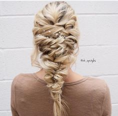 Topsy Tail Braid