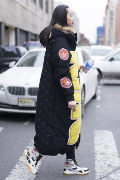 Pin for Later: Catch Up on All of NYFW's Best Street Style Day 2