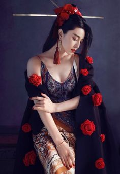 Fan Bingbing  范冰冰 |  Harper's Bazaar (China) October 2016