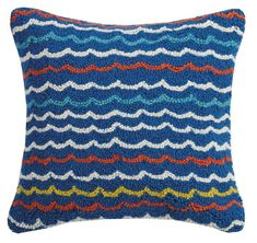 Decorative Pillows – Page 11 – Makers Collective Wool Pillows, Throw Pillows, Pillow Inserts, Decorative Pillows, Waves, Stripes, Blanket, Crochet, Cotton