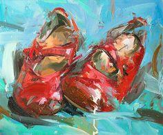 FIRST SHOES – Galeria Patricia Cornish
