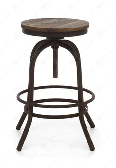 Found it at Wayfair Twin Peaks Adjustable Height Swivel Bar Stool