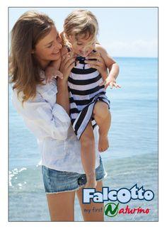 Immagine campagna stampa Naturino p/e 2012