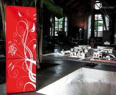 Frigo Krystal di Bompani! #red #rosso #bompani #retro #color #colour #rouge #rojo #rød |#赤 #vermelho #texture