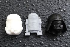 Star Wars Trio Soap
