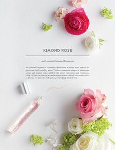 2014 Thymes Catalog by Lauren Krysti, via Behance