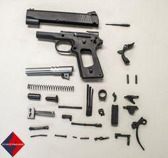 CCO Kit 1911 Colt Pistol, Colt, Pistol, M1911, M1911 A1,