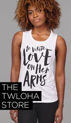 Maybe I Have Become the Woman I Needed « TWLOHA. Christine Cissy White http://twloha.com/blog/maybe-i-have-become-the-woman-i-needed/#comment-4242