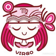 Virgo Art, Zodiac Horoscope, Sagittarius, Aquarius, Horoscope Signs, Zodiac Signs, Virgo Pictures, Marriage Greeting Cards, Signo Virgo