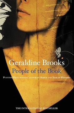 People of the Book by Geraldine Brooks where the a book historian has the opportunity to analyse a historical Jewish text and makes amazing discoveries along the way. Book Club Books, Book Lists, The Book, Good Books, My Books, Book People, Prayer Book, Page Turner, Love Reading