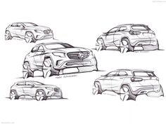 Mercedes-Benz GLA Class 2015.