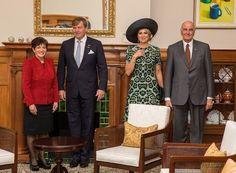 King Willem-Alexander and Queen Maxima visit New Zealand