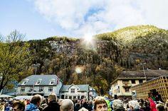 RJUKAN, NORWAY