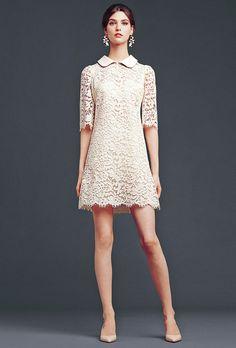 Vestidos de Dolce & Gabbana 2015
