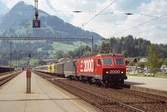 Bern, Swiss Railways, Oil Rig, Electric Locomotive, Thomas And Friends, Trains, Ships, Pictures, Europe