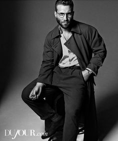 Jai Courtney - DuJour Photoshoot - March 2015 - jai-courtney Photo