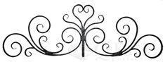 Custom Wrought Iron Design - - QPSL in Trinidad - The Building Source Diy Garden Furniture, Iron Furniture, Furniture Ideas, Wrought Iron Decor, Iron Wall Decor, Kerala Mural Painting, Door Gate Design, Bedroom Furniture Makeover, Metal Working Tools