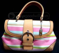 shopgoodwill.com: Coach Handbag,FASHION COACH BAGS UPCOMING!!!, https://www.youtube.com/watch?v=MHGaujEcigY,