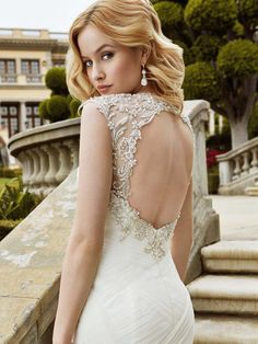 Blue by Enzoani 2016 Collection | SouthBound Bride | http://www.southboundbride.com/blue-by-enzoani-2016-collection