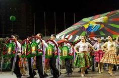 Rusgas no Estádio e Espetáculo Piro-musical