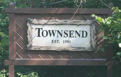 Townsend Tennessee.