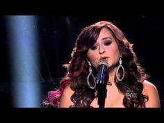 Skylar Laine: Wind Beneath My Wings - Top 8 - AMERICAN IDOL SEASON 11