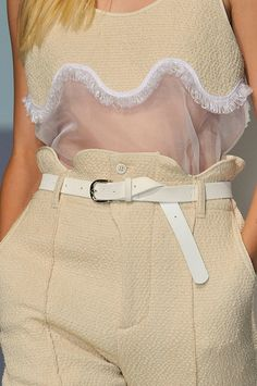 Fashion Week Detail Pictures Spring 2014   POPSUGAR Fashion