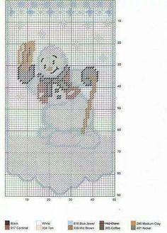 Snowman valance Plastic Canvas Ornaments, Plastic Canvas Christmas, Plastic Canvas Crafts, Plastic Canvas Patterns, Needlepoint Patterns, Cross Stitch Patterns, Canvas 5, Snowman Crafts, Craft Patterns