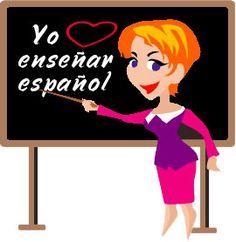 Muchísimos recursos para maestros de español, ¡muchísimos!