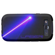 One Watt Blue Laser Beam Samsung Galaxy SIII case