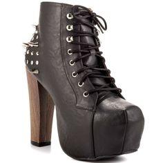 @Joanna Szewczyk Gierak Szewczyk Gierak Davis Terza - Black  Shoe Republic