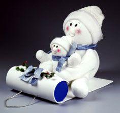 Sledding Snowbuddies