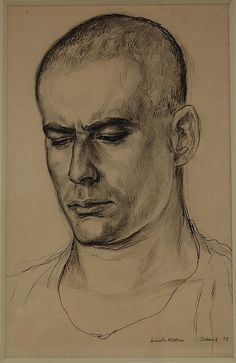 Paul Cadmus, Portrait of Lincoln Kirstein