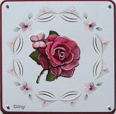 Stitching Patterns, Paper Embroidery, Edge Stitch, Photos, Card Making, How To Make, Ideas, Contours, Cards