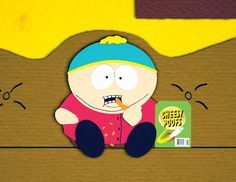 How to make your own South Park Cheesy Poofs ( 4 inches tall) South Park Cartman, Eric Cartman, Make Your Own, Make It Yourself, South Park Fanart, Body Shaming, Healthy Kids, Healthy Food, Homeopathy
