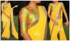 Sari Blouse, Saree Blouse Patterns, Saree Blouse Designs, Indian Beauty Saree, Indian Sarees, Saree Styles, Blouse Styles, Simple Blouse Designs, Desi Clothes