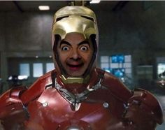 The real iron man