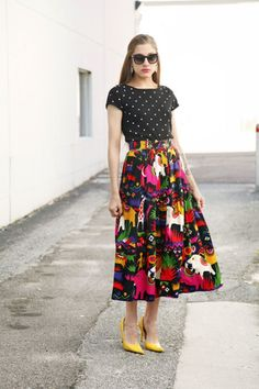 Perfect Mixed Print Outfits to Dress Like a Fashion Pro (15)