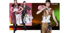 Steven Meisel firma nuova campagna Prada Donna Autunno/Inverno