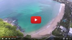 Bird's-Eye video of Phuket Beaches  #phuket #thailand